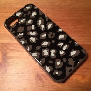 Marc By Marc Jacobs IPhone 5 Leopard Skin Case